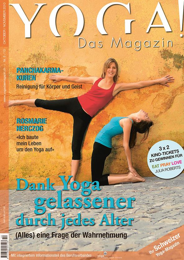 Abonnieren Yoga Das Magazin