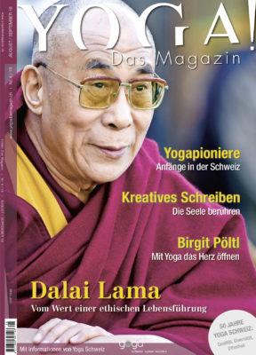 Die August-Ausgabe ist ab Freitag am Kiosk erhältlich