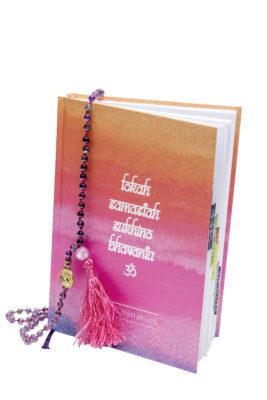 Yoga-Notizbuch zu gewinnen