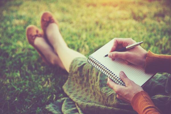 Mit Schreiben die Seele berühren