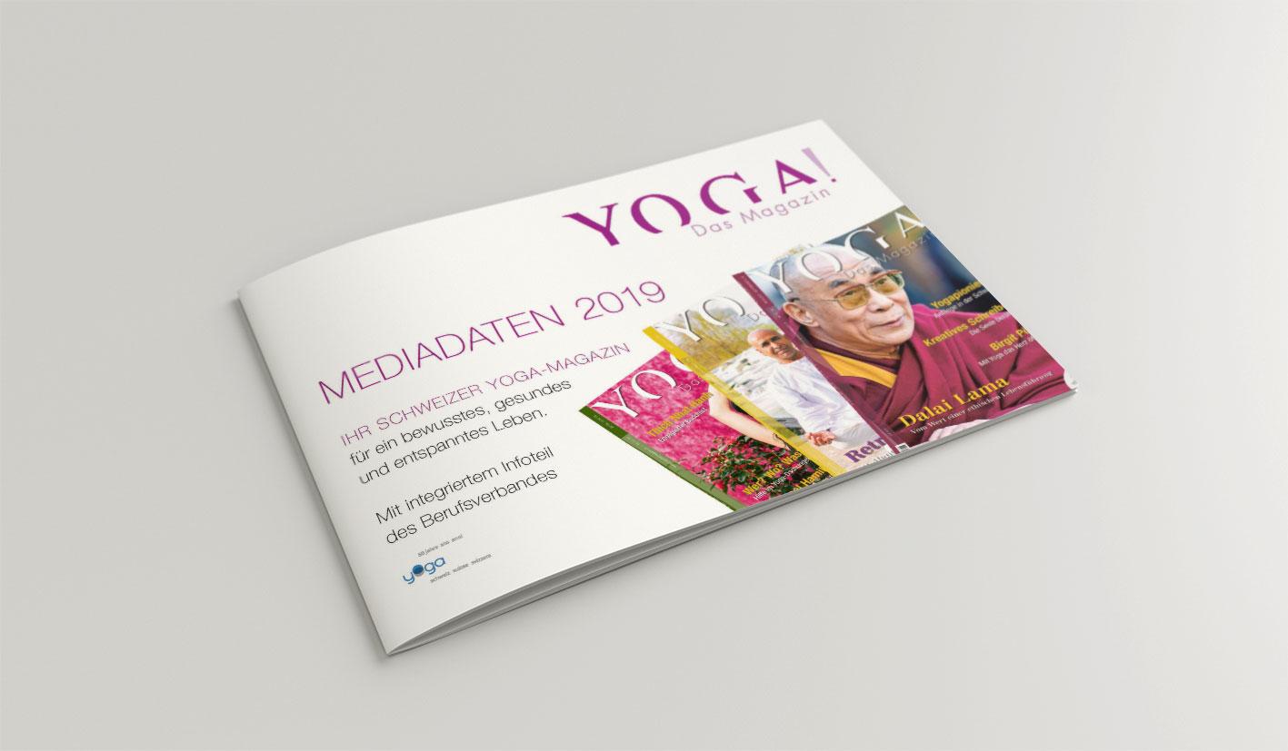 Inserieren Yoga Das Magazin