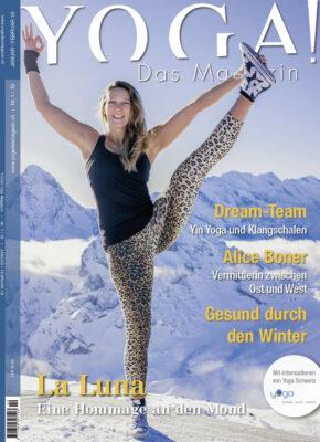 Die Februar-Ausgabe ist ab Freitag am Kiosk erhältlich