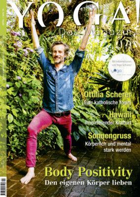 Die April-Ausgabe ist ab sofort am Kiosk erhältlich