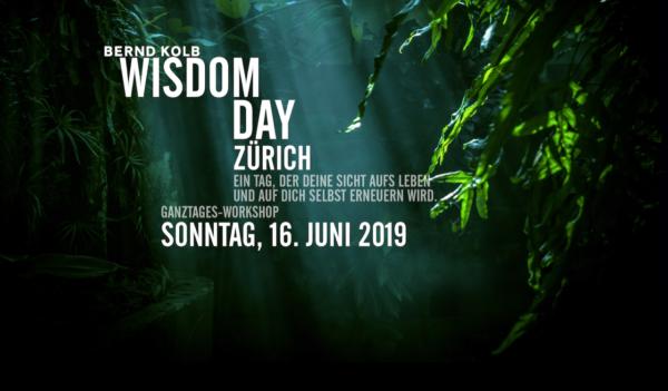 Wisdom Day in Zürich