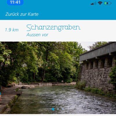 App für stille Momente in Zürich