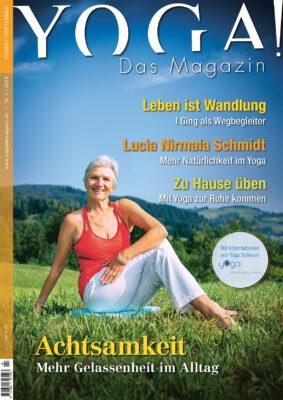 Die September-Ausgabe ist ab Freitag am Kiosk erhältlich