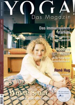 Ab Freitag am Kiosk: die Winter-Ausgabe