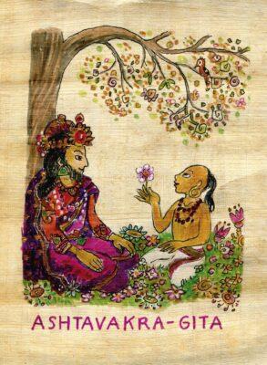 Meditationskarten zur Ashtavakra-Gita
